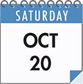 October 20 2018